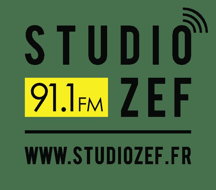 Logo de la radio Studio Zef