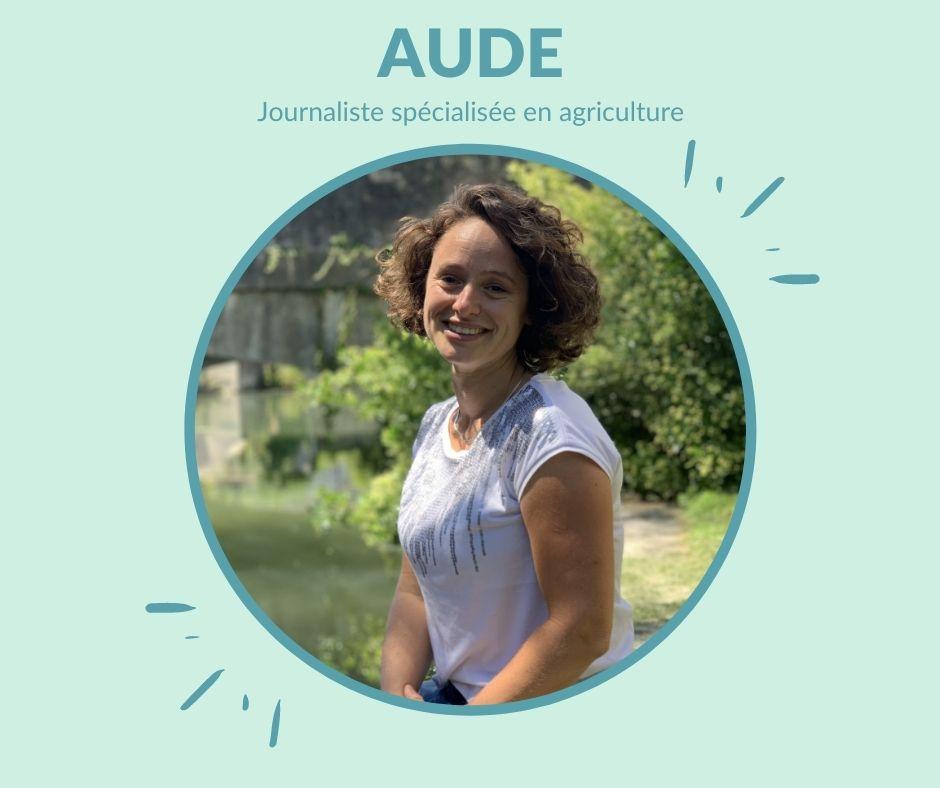 portrait Aude Richard