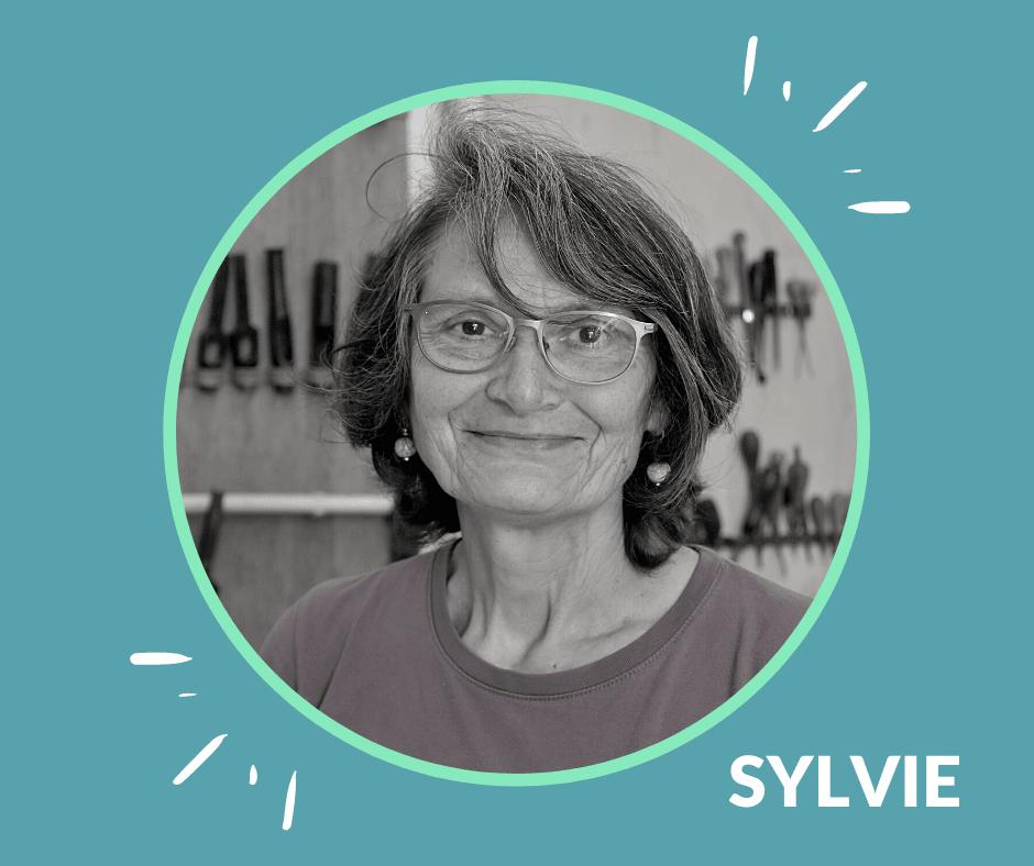 portrait Sylvie Buschhoff