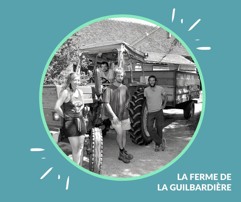 Podcast 4 : La ferme de la Guilbardière